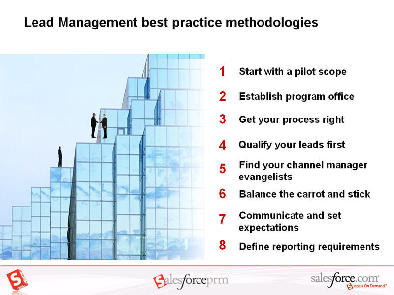Closed loop lead management webinar and best practices launched ...